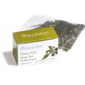 Green Earl Grey Organic 30c