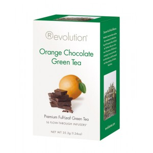 Orange Chocolate Green 16c