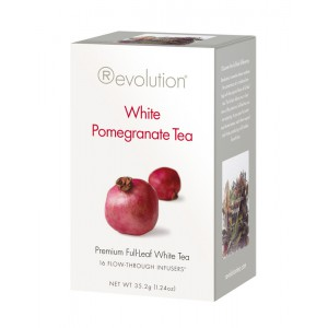White Pomegranate 16c